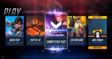 Las partidas competitivas disponibles para pc