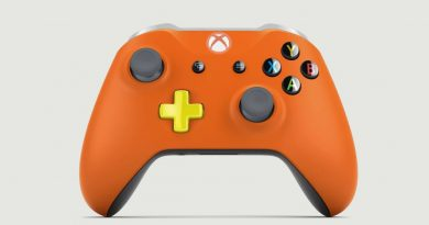 Mandos De Xbox One inspirados en OverWatch