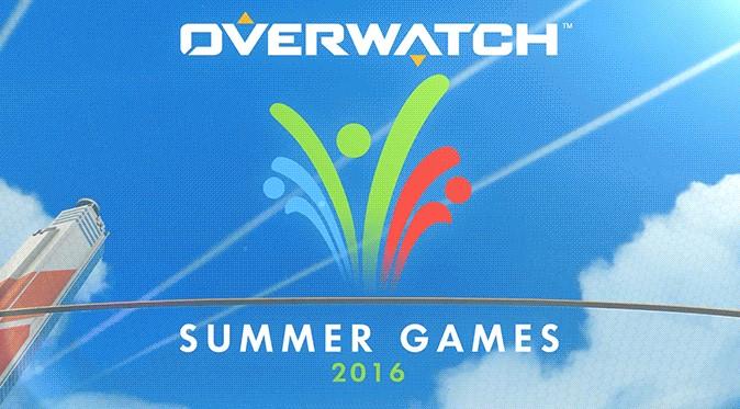 Overwatch Juegos de Verano 2016