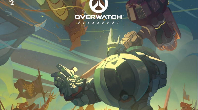 Descarga gratis los Cómics de OverWatch