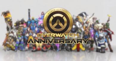 Overwatch Juego del Año
